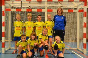 Teamfoto HCW E1-Jeugd